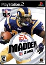 EA Sports: Madden 2003